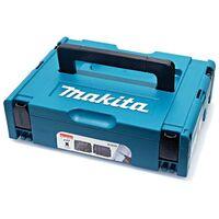 Makita 17 Piece SDS Plus Drill Bit + Bullet Cold Flat Chisel Set + Makpac 1 Case