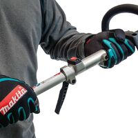 Makita DUX60Z Brushless 18v / 36v Split Shaft Multi Tool + Timmer Brush Cutter