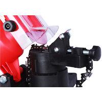 Afilador de cadena profesional 220 W para motosierras