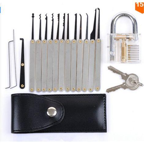 LAVENT kit de verrouillage clé Exercice déblocage serrure release