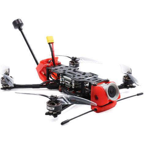 GEPRC Crocodile Baby 4 pouces HD 4S LR Micro Drone de course FPV longue portée BNF avec contr?leur de vol CADDX VISTA HD VTX F4 20A ESC