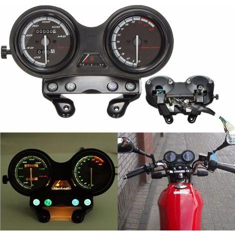 Tachymètre Odomètre Compteur Vitesse Km/h Pour YAMAHA YBR 125 YBR125