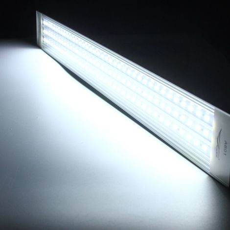 Chihiros A601 39W 60cm 117 LED Lampe 5730 SMD 5800lm Blanc Aquarium AC 100-240V