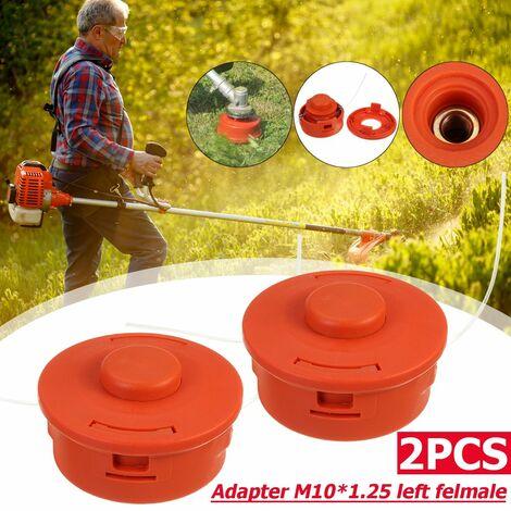 Désherbeur accessoire de jardin partie universelle ligne en Nylon bobine coupe-herbe outils de tête pour Stihl 25-2 FS44 FS55 FS80 FS83 FS85 FS90 FS100