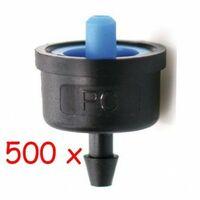 Gotero Turbulento 2,1 l/h iDROP. 500 unidades