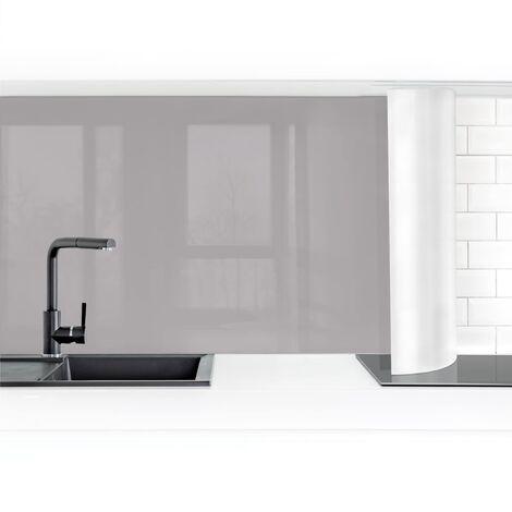 Küchenrückwand - Achatgrau Größe HxB: 50cm x 50cm Material: Smart