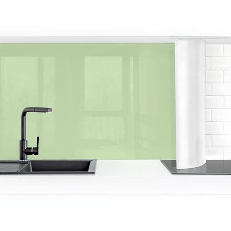 Küchenrückwand - Mint Größe HxB: 50cm x 50cm Material: Smart