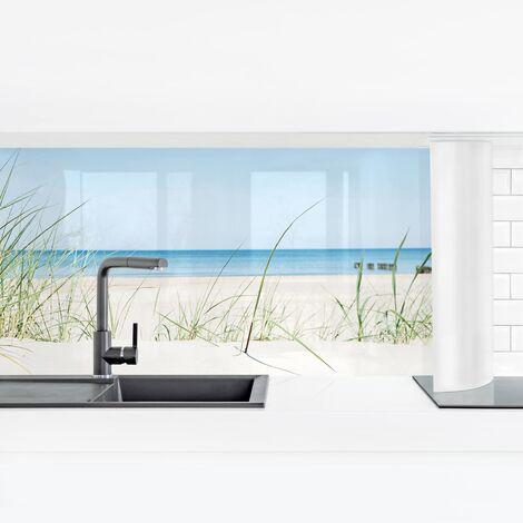 Küchenrückwand - Ostseeküste Größe HxB: 40cm x 140cm Material: Smart