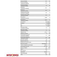 Pack Poêle à granules MARINA 13KW Etanche sortie Concentrique sur le dessus + Kit Conduit Vertical 80/125 - Noir