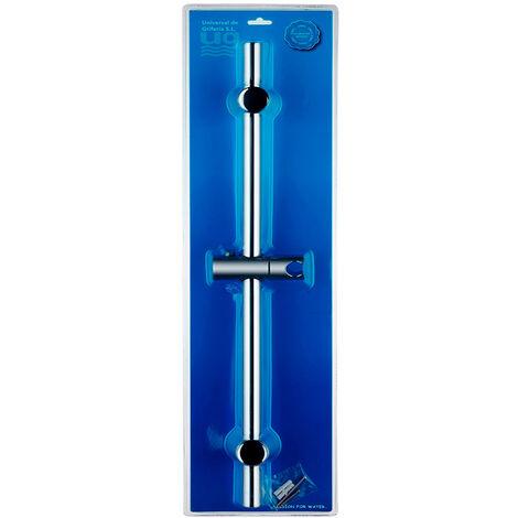 DP Grifería - Kit de ducha con barra y soporte móvil, modelo Glasgow