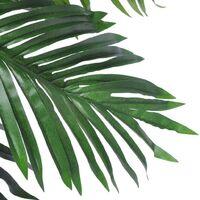 Palmier Artificiel Plastique avec Pot 140 cm HDV08710