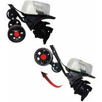 Motobineuse 40V - X-Performer XPMTBE20LI - Larg. de travail 35cm - 4 fraises - 2x BATTERIES XPBAT2A Inclus + Chargeur