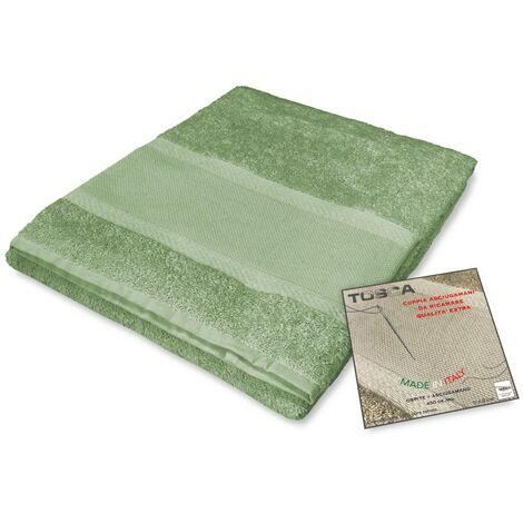 EMEXIN set di accessori 4 spazzole rotonde di cotone copre asciugamani di cotone per universale per K/ärcher SC1 SC2 SC3 Pulitori a vapore