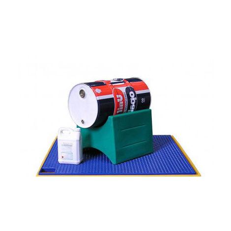 Support en polyéthylène pour fût - 60 et 220 litres