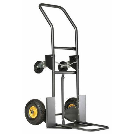 A. Diable chariot pour jardins - 200kg