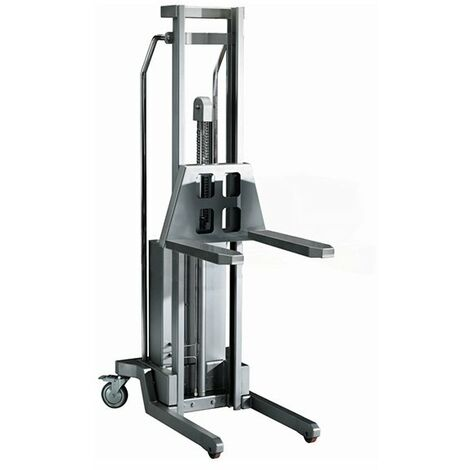 Gerbeur inox - Charge 200kg / Hauteur max 1500mm