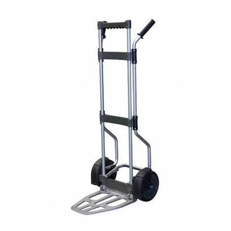 Diable aluminium pliant - Charge max 180kg
