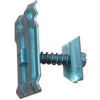 B. Support pour radiateur fonte - Cheville à expansion 100mm