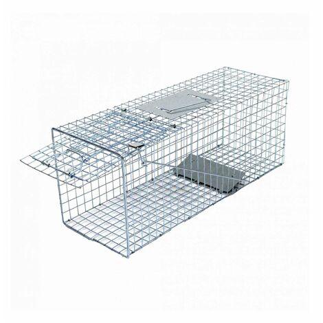 Oypla Medium Humane Animal Rodent Rat Pest Trap Cage