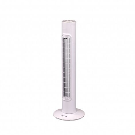 """Oypla Electrical 30"""" Free Standing 3-Speed Oscillating Tower Cooling Fan"""