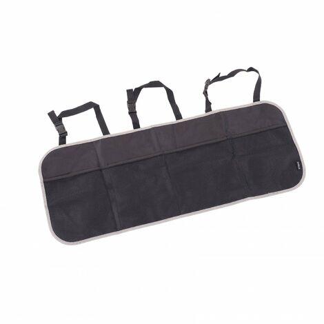 Oypla Universal 4 Mesh Pocket Hanging Car Boot Storage Organiser Tidy
