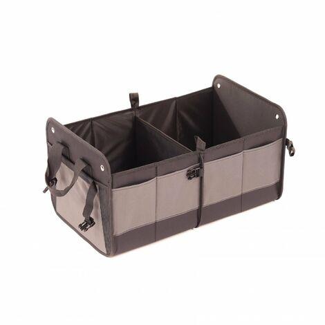 Oypla Foldable Folding Car Boot Storage Organiser Tidy Bag Box