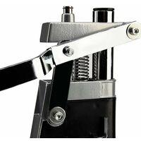 Oypla Drill Bench Press Stand Tool Workbench Pillar Pedestal Clamp