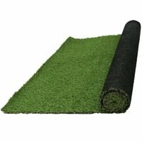 Oypla 17mm Artificial Grass Mat 4m x 1m Greengrocers Fake Turf Astro Lawn