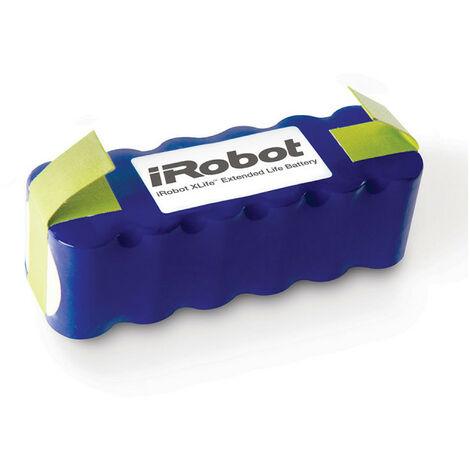 Batterie X Life 3000m/Ah 4419696 pour Aspirateur robot IROBOT ROOMBA, ROOMBA SERIE 500, ROOMBA SERIE 600, ROOMBA SERIE 700, ROOMBA SERIE 800, SCOOBA