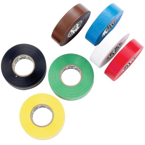 Hy Bandage Tape (One Size) (Red)