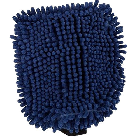 Scruffs Noodle Dog Drying Mitt (One Size) (Blue)