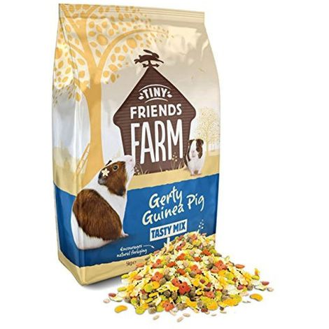 Supreme Gerty Guinea Pig Food (5kg) (May Vary)