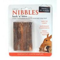 Small ´N´ Furry Bark Bites - Small (6 Pieces) (May Vary)