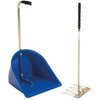 Stubbs Stable Mate Manure Collector (One Size) (Blue)