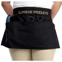 Supreme Products Grooming Apron (Half) (Black)