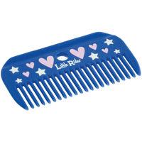 Little Rider Childrens/Kids Mane Comb (One Size) (Regatta Blue)