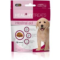VetIQ Healthy Treats Intestinal Aid For Puppies (50g) (May Vary)