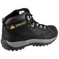 Amblers Steel FS123 Safety Boot / Mens Boots (12 UK) (Black)