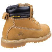 Amblers Steel FS7 Steel Toe Cap Boot / Mens Boots (13 UK) (Honey)