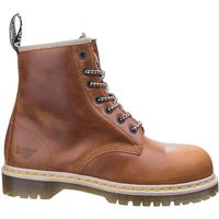 Dr Martens Unisex Icon 7B10 Safety Boots (4 UK) (Tan)