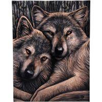 Lisa Parker Loyal Companions Canvas (Small) (Multicoloured)