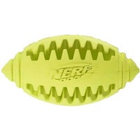 Nerf Teether American Football Dog Toy (One Size) (May Vary)