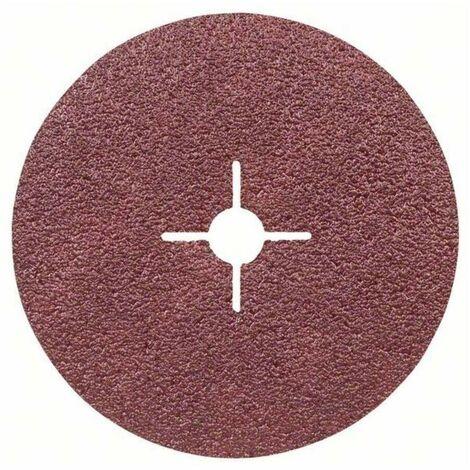 Bosch 2608605484 Disco de lija de fibra R444 Expert for Metal Dm 180mm G24 50 uds