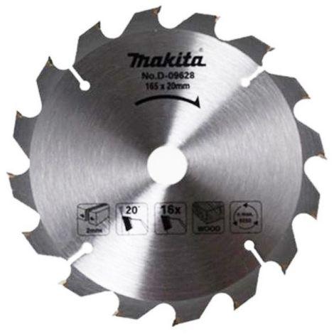 MAKITA D-29050 - Disco de sierra standard de 210x2 llanta 1.2 mm 24z 20 grados eje de 30