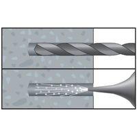 CELO 56FXSZ15 Blister taco de nylon multimaterial de cuádruple expansión con tornillo FX 6 SPS (Envase 15 ud)