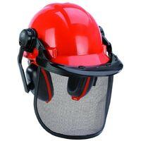 EINHELL 4500480 - Casco de seguridad con proteccion auditiva BG-HH 1