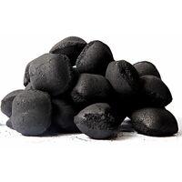 Deuba 6 / 9 / 18 / 21kg Briquetas de carbón vegetal para barbacoa brasero parrilladas 6 Kg
