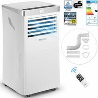 Monzana Climatizzatore Portatile 4in1 Telecomando 7000BTU Condizionatore Classe A aria condizionata