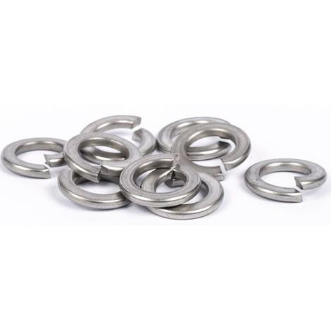Rondelles élastiques (Grower) inox A4   6mm - 25 pcs