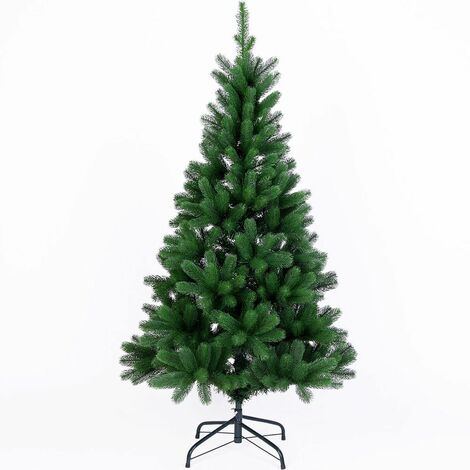 Sapin de Noël artificiel avec socle 140cm - 240cm Décoration fêtes Arbre de noël Edeltanne 140cm (de)